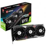 Placa Video MSI GEFORCE RTX 3070 GAMING X TRIO 8GB GDDR6 TRIPLE FAN 1830MHZ RGB IN