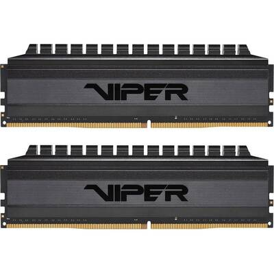 Memorie RAM Patriot Viper 4 Blackout 32GB DDR4 3000MHz CL16 Dual Channel Kit