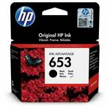 BLACK NR.653 3YM75AE INK ADVANTAGE ORIGINAL DESKJET PLUS IA 6075