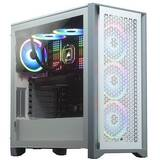5000D AIRFLOW Tempered Glass Mid-Tower ATX Alb