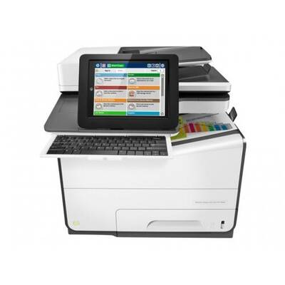 Multifunctionala HP PageWide E58650dn