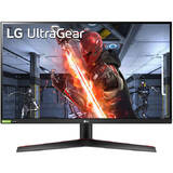 Monitor LG Gaming UltraGear 27GN800-B 27 inch 1 ms Negru HDR G-Sync Compatible + FreeSync Premium 144 Hz