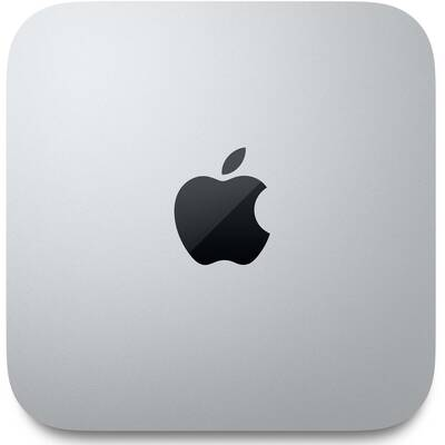 Sistem Mini Mac mini, Procesor Apple M1, 8GB RAM, 256GB SSD, Mac OS, INT